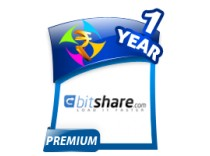 Bitshare 1 Year Premium Account