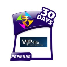 Vip-File 1 Month Premium Account