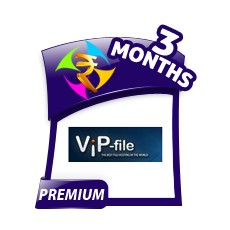 Vip-File 3 Months Premium Account