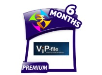 Vip-File 6 Months Premium Account