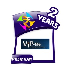 Vip-File 2 Years Premium Account