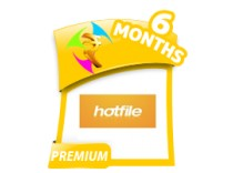 Hotfile 6 Months Premium Account