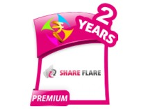 ShareFlare 2 Years Premium Account