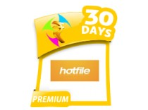Hotfile 1 Month Premium Account