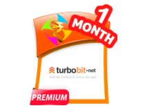 Turbobit 1 Month Premium Account