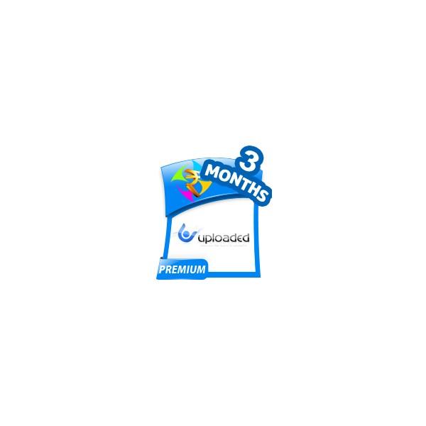 uploadednet 3 months premium account premium account