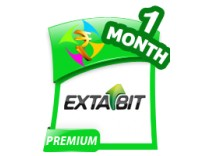 Extabit 1 Month Premium Account