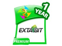 Extabit 1 Year Premium Account