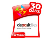 Depositfiles 1 Month Gold Premium Account