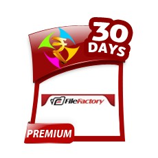 Filefactory 1 Month Premium Account