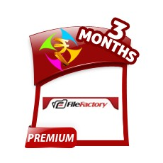 Filefactory 3 Months Premium Account