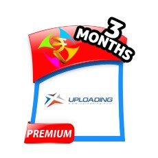 Uploading 3 Months Premium Account