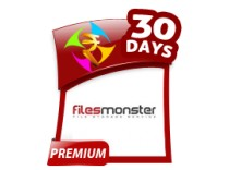 Filesmonster 1 Month Premium Account