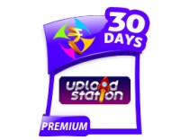 Uploadstation 30 Days Premium Account