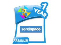 Sendspace 1 Year Premium Account