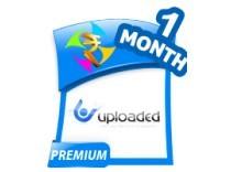 Uploaded.net 1 Month Premium Account