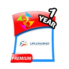 Uploading 1 Year Premium Account